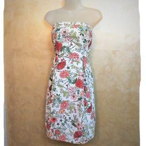 Old Navy Floral Dress EUC 12